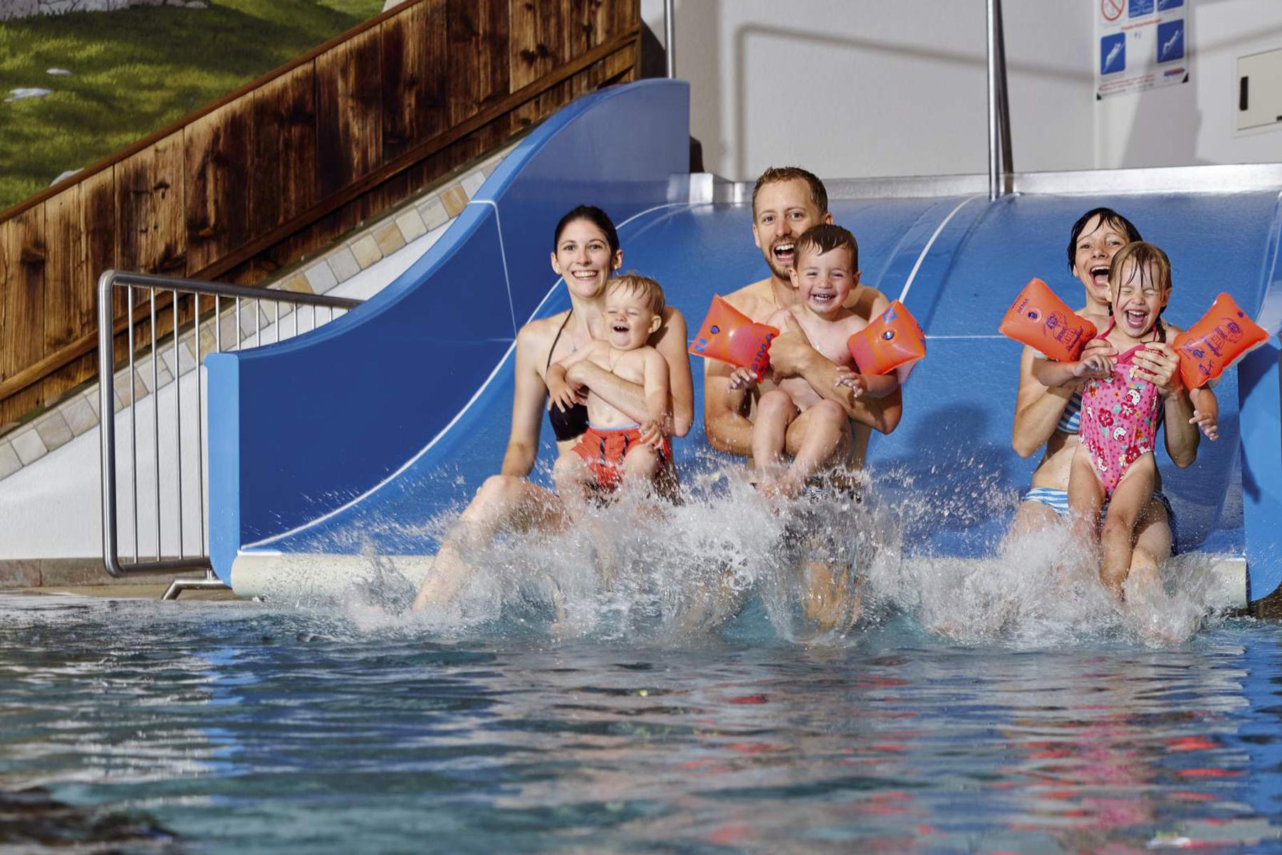Familienurlaub in Soelden