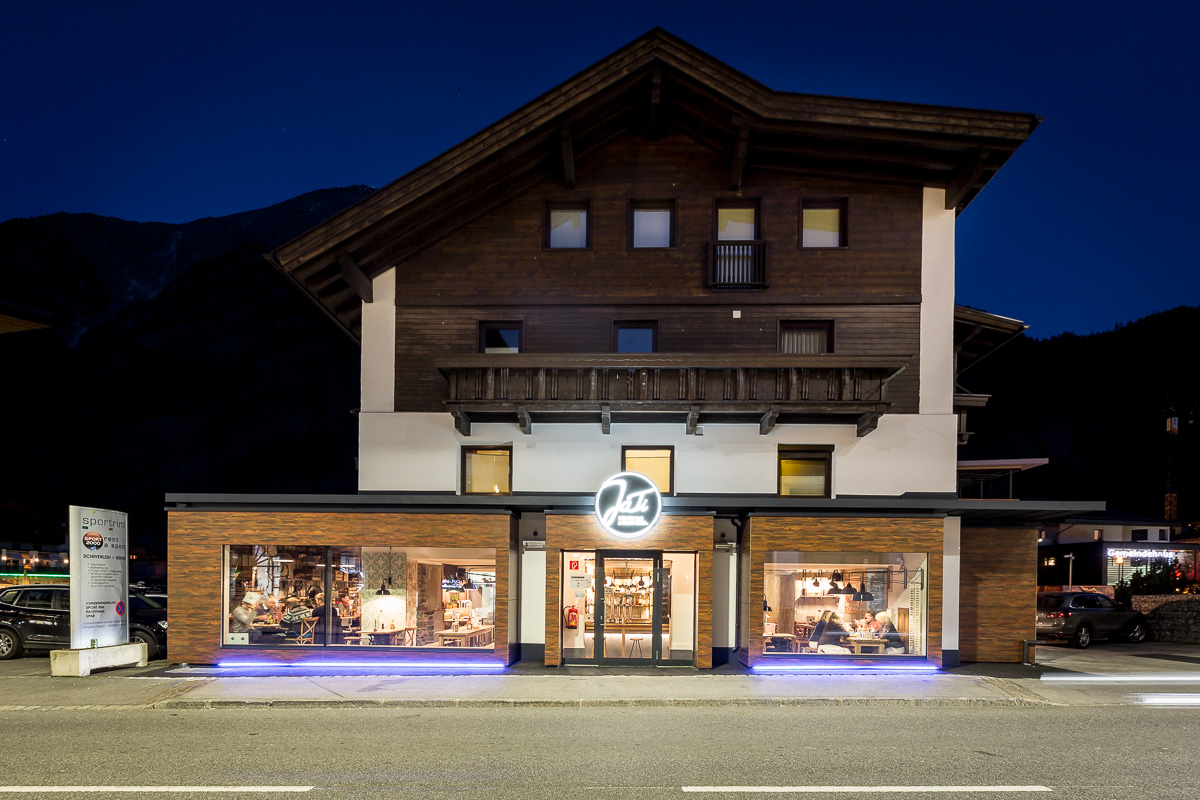 Restaurant in Soelden