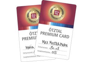 Oetztal Premium Card inklusive